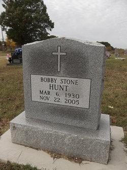 Bobby Stone Hunt