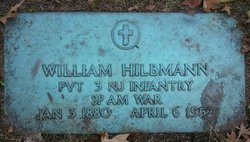William Edward Hilbmann, Sr