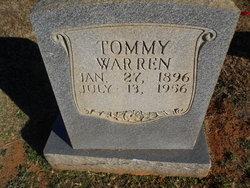 Thomas Lafayette Warren