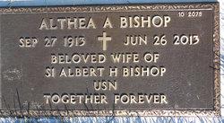 Althea A. Kitty <i>Shayne</i> Bishop