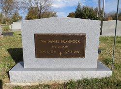 William Daniel Dan Brannock