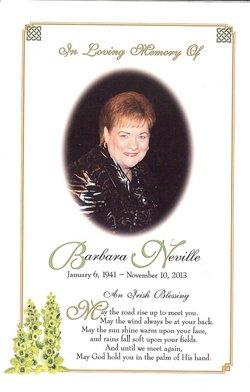 Barbara T. <i>Tau</i> Neville
