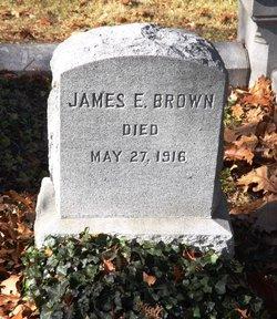 James E Brown