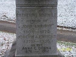 Anna C. <i>Donna</i> Enright