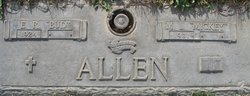 E R Bud Allen