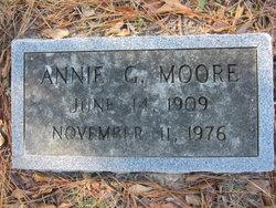 Annie <i>Gurganus</i> Moore