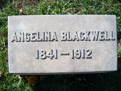 Angelina <i>Pierson</i> Blackwell