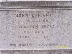 Elizabeth Betsey <i>O'Hara</i> Enright
