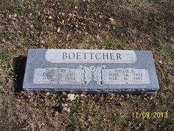 Dorothy Lucille <i>Cashman</i> Boettcher
