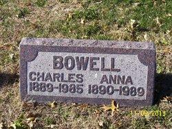 Anna L <i>Metzner</i> Bowell