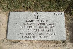 James G Kyle