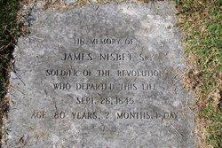 James Nisbet, Sr