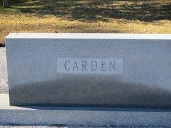 Thomas Watson Tom Carden
