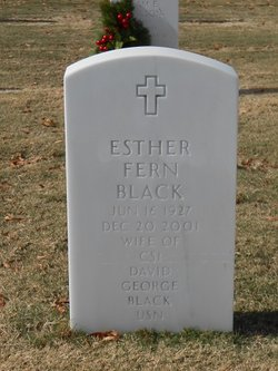 Esther Fern <i>Harney</i> Black