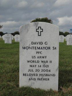 David G Montemayor, Sr