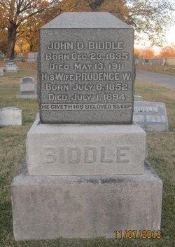 John D. Biddle
