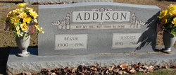 Ulysses Addison