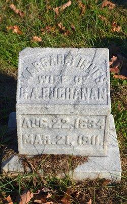 Margaret <i>Innes</i> Buchanan