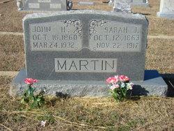John Henry Martin