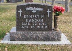 Ernest Harold Hanson