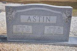 Annie Maud <i>Peters</i> Astin