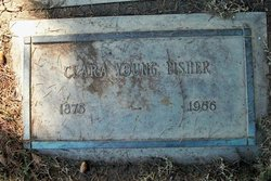 Clara <i>Young</i> Fisher