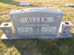 Emma Ruth <i>Sims</i> Allen