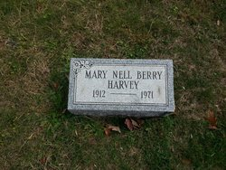 Mary Nell <i>Berry</i> Harvey