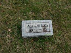 Anne <i>Zinn</i> Berry