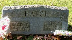 Ella May <i>Hurlburt</i> Hatch