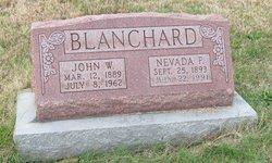 Nevada Frances Vada <i>Williams</i> Blanchard