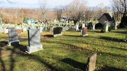 Sainte Madeleine de Rigaud Cemetery