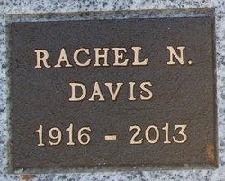 Rachel Nadine <i>Gilkey</i> Davis