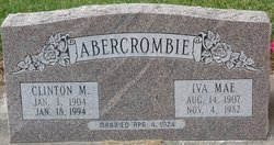 Iva Mae <i>Roach</i> Abercrombie