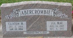 Clinton Malcom Abercrombie