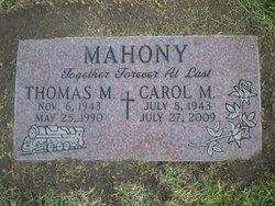 Carol M. Mahony