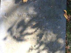 Lucy <i>Saltonstall</i> Rantoul