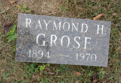 Raymond Hall Grose