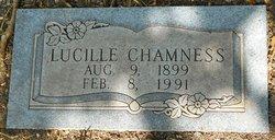 Allie Lucile <i>Randolph</i> Chamness
