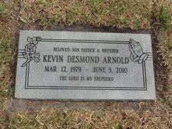Kevin Desmond Arnold