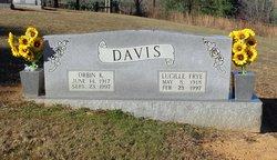 Orbin K. Davis