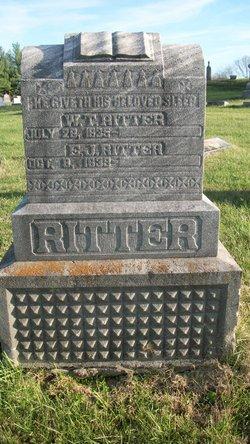 William T Ritter