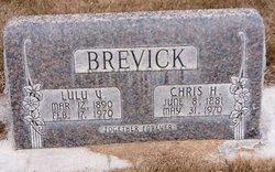 Lulu Victoria <i>Clyde</i> Brevick