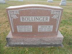 Irene M Bollinger