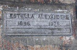 Estella Alexander