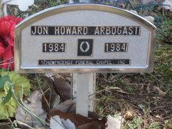 Jon Howard Arbogast