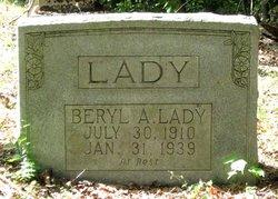 Beryl Anderson Lady