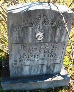Jeffie Adams