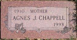 Agnes Jane <i>Dacus</i> Chappell