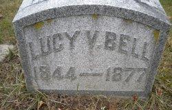 Lucy V. <i>Burgess</i> Bell